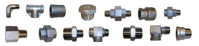 Aisi316 fittings